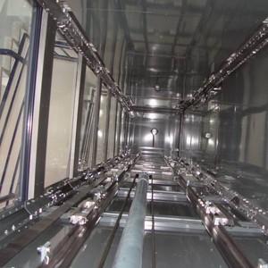 Equipamiento para ascensores