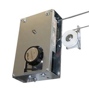 Accionamientos semiautomáticos para puertas cortafuego