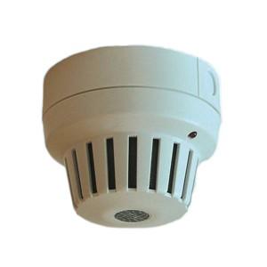Detectores de humo y temperatura