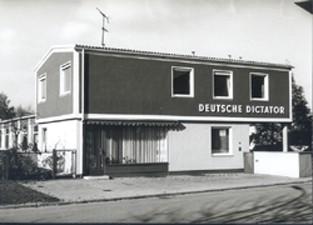Firmenzentrale in Neusäß, 1973