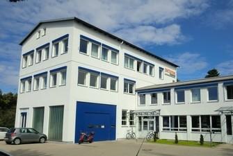 Firmenzentrale Erweiterung 1998