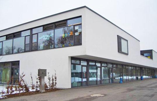 Escuela primaria en Regensburg
