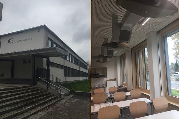 Los amortiguadores de apertura de puertas también protegen las ventanas de los daños