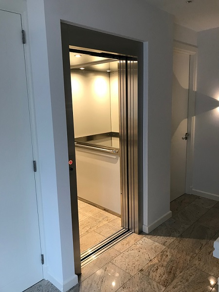 Homelift DHM 500 - Cabina