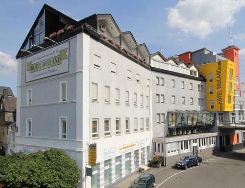 Homelift DHM 500 en el Hotel Weiland, Lahnstein