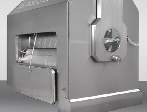 Abrir tapas pesadas de máquinas con amortiguadores de aceite