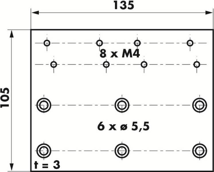 Montageplatte VS2000 205279